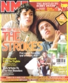 STROKES NME (10/25/2003) UK Magazine
