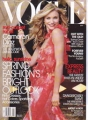 CAMERON DIAZ Vogue (5/03) USA Magazine