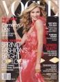 CAMERON DIAZ Vogue (5/03) USA Magazine