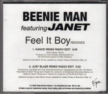 Feel It Boy - Beenie Man & Janet Jackson | Shazam