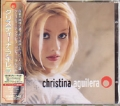 CHRISTINA AGUILERA Christina Aguilera JAPAN CD w/Bonus Tracks