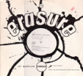 ERASURE The Circus 4 Track UK 12