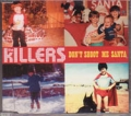 KILLERS Don't Shoot Me Santa EU CD5
