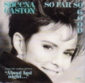SHEENA EASTON So Far So Good USA 7