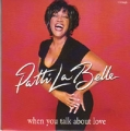 PATTI LABELLE When You Talk About Love USA CD5 w/2 Tracks