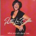 PATTI LABELLE When You Talk About Love USA CD5 w/2 Tracks