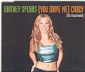 BRITNEY SPEARS (You Drive Me) Crazy UK CD5 w/The Stop Remix