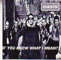 OASIS D' You Know What I Mean? UK CD5 Promo