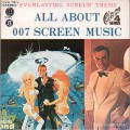 JAMES BOND 007 All About 007 Screen Music JAPAN 7