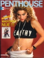 MADONNA Penthouse (9/85) FRANCE Magazine