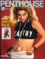MADONNA Penthouse (9/85) FRANCE Magazine