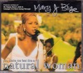 MARY J. BLIGE (You Make Me Feel Like A) Natural Woman EU CD5 w/4 Tracks