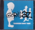 GORILLAZ Tomorrow Comes Today USA CD5 Promo