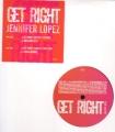 JENNIFER LOPEZ Get Right USA 12