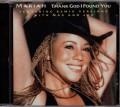 MARIAH CAREY Thank God I Found You USA CD5 W/4 Tracks