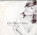 MADONNA One More Chance UK CD5 w/Limited Edition Poster Sleeve