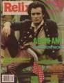 ADAM ANT Relix (Vol.10, #3) USA Magazine