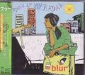 BLUR Music Is My Radar JAPAN CD5