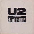 U2 Excerpts From Rattle And Hum UK CD5 Promo Only w/Special Pack