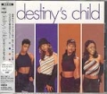 DESTINY'S CHILD Destiny's Child JAPAN CD w/2 Bonus Tracks