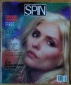 BLONDIE Spin (1/86) USA Magazine