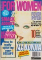 MADONNA For Women (Vol.4 No.4, 1995) UK Magazine