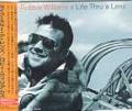 ROBBIE WILLIAMS Life Thru A Lens JAPAN CD w/2 Bonus Tracks