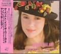 ALYSSA MILANO The Best In The World JAPAN CD w/16-Page Color Booklet