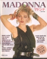 MADONNA Weekly FM Special JAPAN Picture Book w/Color Poster