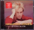 HOWARD JONES The Ultimate Collection EU CD w/14-Trk + 2-Trk Videos