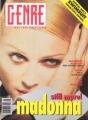 MADONNA Genre (5/93) USA Magazine
