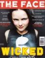 CHRISTINA RICCI The Face (10/98) UK Magazine