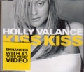 HOLLY VALANCE Kiss Kiss UK CD5
