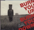 PETER GABRIEL Burn You Up, Burn You Down EU CD5