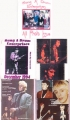 DURAN DURAN Bang A Drum Enterprises (Set of 5 Issues) USA Fanzine