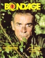 JAMES BOND 007 Bondage (#13) USA Fanzine SEAN CONNERY