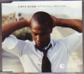 SIMON WEBBE After All This Time EU CD5 w/4 Tracks