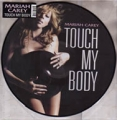 MARIAH CAREY Touch My Body EU 12