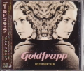 GOLDFRAPP Felt Mountain JAPAN CD w/13 Tracks