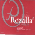 ROZALLA Baby UK CD5 w/ 6 Mixes