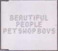 PET SHOP BOYS Beautiful People EU CD5 w/4 Tracks