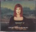 CHER Dov'e L'Amore GERMANY CD5 w/3 Mixes