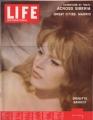 BRIGITTE BARDOT Life (8/14/61) USA Magazine