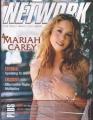 MARIAH CAREY The Network (10/18/02) USA Magazine