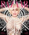 LADY GAGA Harper's Bazaar (3/14) USA Magazine