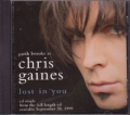 CHRIS GAINES (Garth Brooks) Lost In You USA CD5