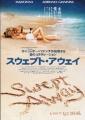 MADONNA Swept Away JAPAN Promo Movie Flyer