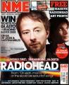 RADIOHEAD NME (12/8/07) UK Magazine