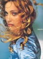 MADONNA Ray Of Light USA Promo Cardboard Flat