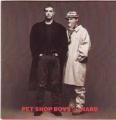 PET SHOP BOYS So Hard UK CD5 w/3 Tracks